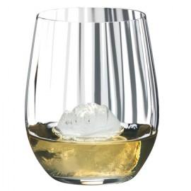 2x O Tumbler Optical Whisky