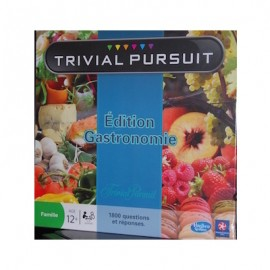 "Trivial Pursuit ""Gastronomie"""
