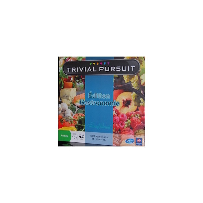 """Trivial Pursuit """"Gastronomie"""""""