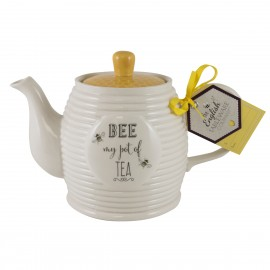 Bee Happy Teapot
