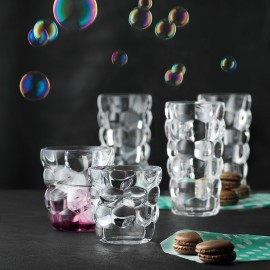 Longdrink Set/4 Bubbles