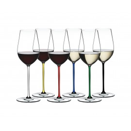 Riedel Fatto A Mano Gift Set Riesling/Zinfandel