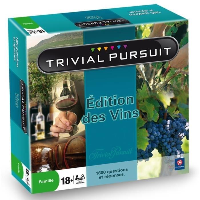 """Trivial Pursuit """"Editions des Vins"""""""