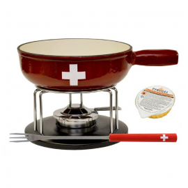 "Fondue Set ""Swiss"""