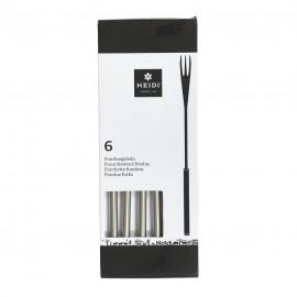 Fondue forks Nylon