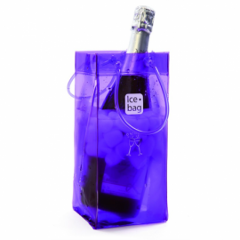 Ice Bag Purple