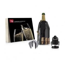 Vacu'Vin Set Champagne