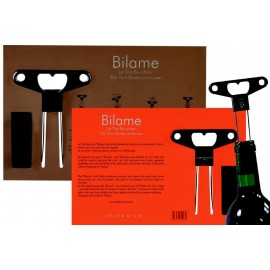 "Double bladed corkscrew ""Bilame"""