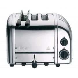 Toaster Classic 3 Polished Dualit