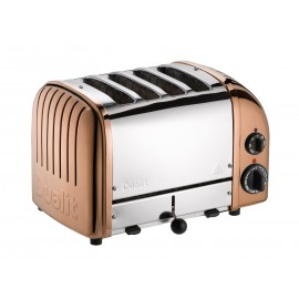Toaster Classic 4 Copper Dualit