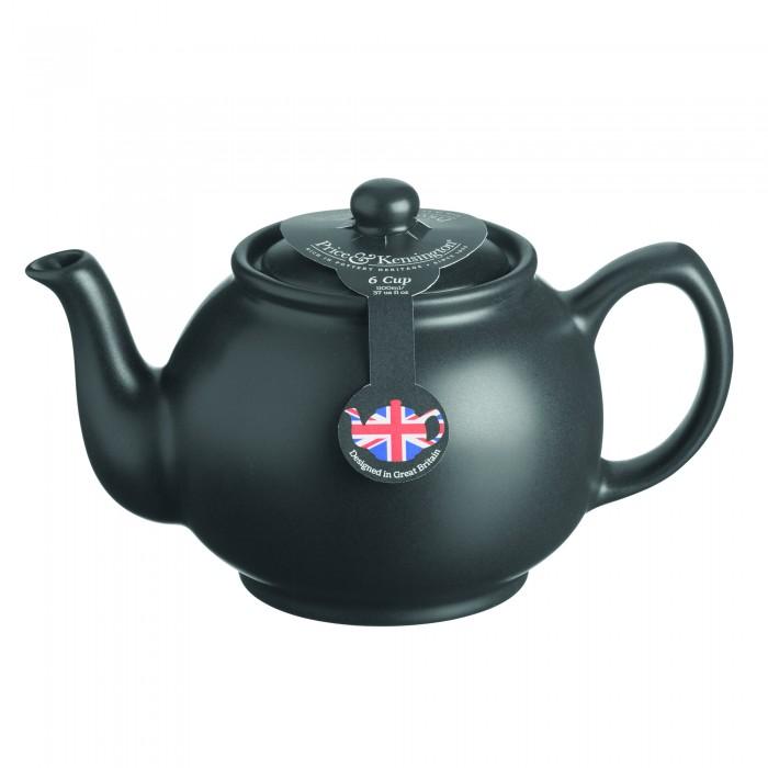 Teapot Black