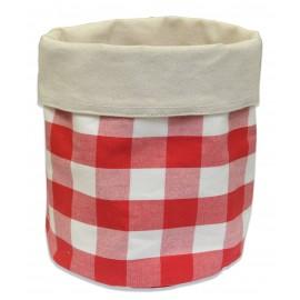 Bread Basket Rondo Vichy